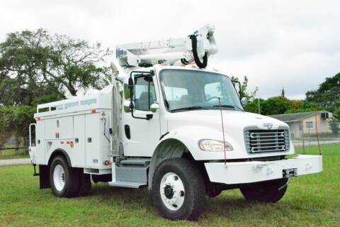 2013 Freightliner M2 106 for sale at American Trucks and Equipment in Hollywood FL