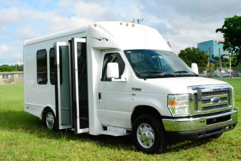 2011 Ford E-Series Chassis for sale at American Trucks and Equipment in Hollywood FL