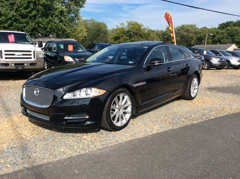 2013 Jaguar XJ for sale in Richmond, VA