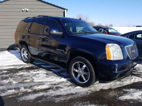 2007 GMC Yukon for sale at Caps Cars Of Taylorville in Taylorville IL