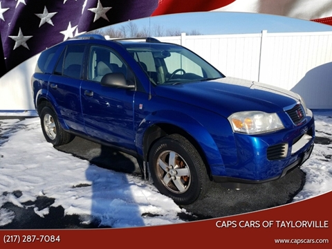 2006 Saturn Vue for sale at Caps Cars Of Taylorville in Taylorville IL