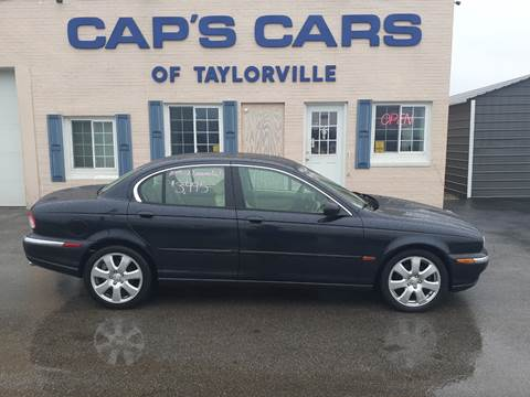 2006 Jaguar X-Type for sale at Caps Cars Of Taylorville in Taylorville IL