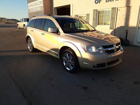 2010 Dodge Journey for sale at Caps Cars Of Taylorville in Taylorville IL