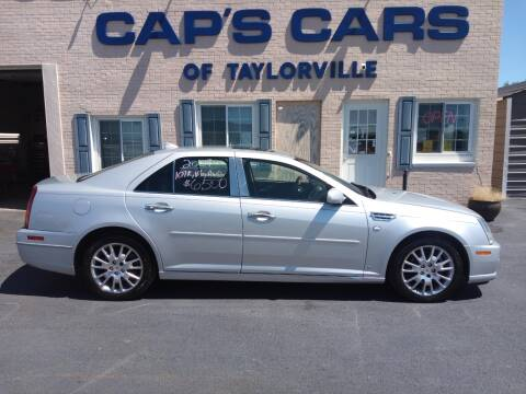 2009 Cadillac STS for sale at Caps Cars Of Taylorville in Taylorville IL