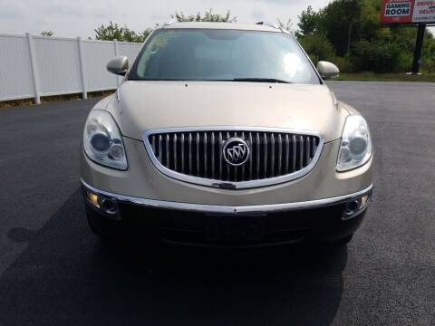 2009 Buick Enclave for sale at Caps Cars Of Taylorville in Taylorville IL