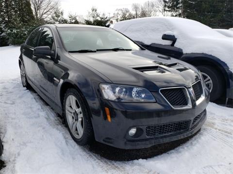 2009 Pontiac G8 for sale in Alliance, OH