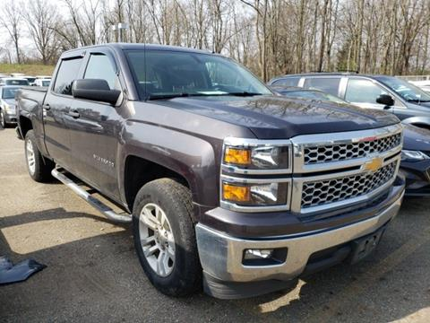 2014 Chevrolet Silverado 1500 for sale in Alliance, OH
