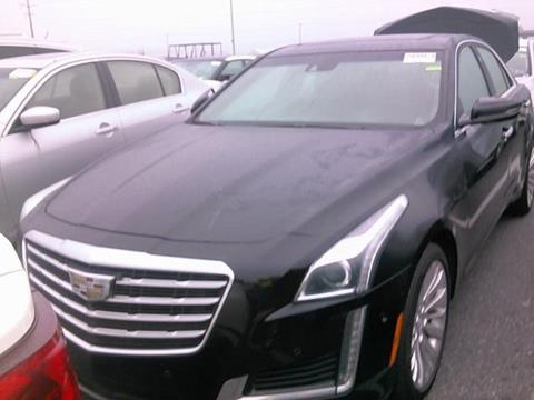 2017 Cadillac Cts 3.6 L Premium Luxury >> 2017 Cadillac Cts For Sale In Alliance Oh
