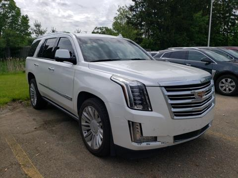 2016 Cadillac Escalade for sale in Alliance, OH