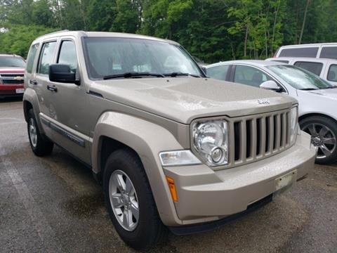 2010 Jeep Liberty for sale in Alliance, OH