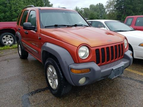 2002 Jeep Liberty for sale in Alliance, OH
