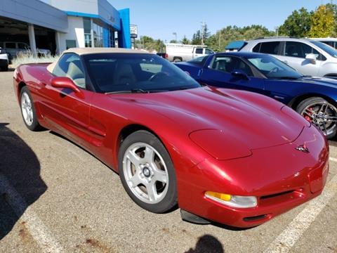 1999 Corvette For Sale >> 1999 Chevrolet Corvette For Sale In Alliance Oh
