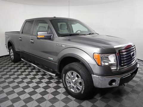 2012 Ford F-150 for sale in Alliance, OH