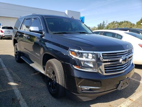 2015 Chevrolet Tahoe for sale in Alliance, OH