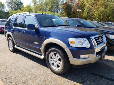 2007 Ford Explorer for sale in Alliance, OH
