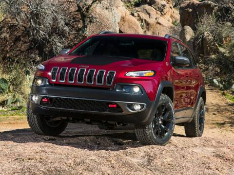 2016 Jeep Cherokee for sale in Alliance, OH