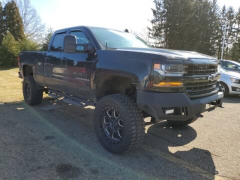 2016 Chevrolet Silverado 1500 LT for sale at LAVERY AUTOMOTIVE SALES & SERVICE in Alliance OH