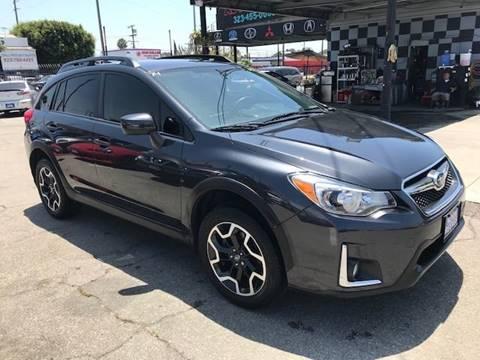2016 Subaru Crosstrek for sale in Los Angeles, CA