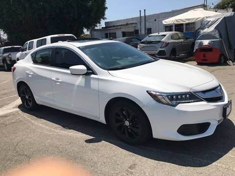 2016 Acura ILX for sale in Los Angeles, CA