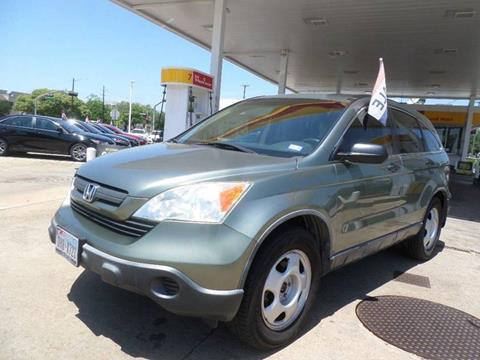 2007 Honda CR-V for sale at Mid-Town Auto in Houston TX