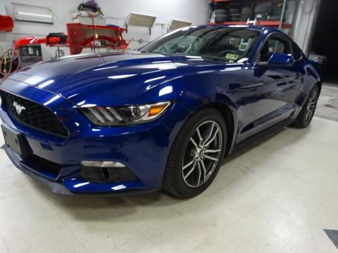 2016 Ford Mustang for sale in Appomattox, VA