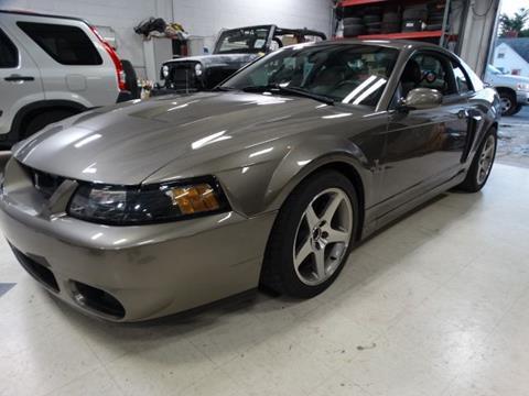 2003 Ford Mustang SVT Cobra for sale in Appomattox, VA