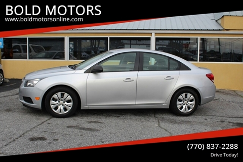 Chevrolet Cruze For Sale In Georgia Carsforsale