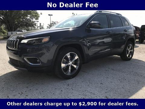 2019 Jeep Cherokee for sale in Belle Glade, FL
