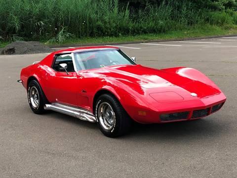 "1973 ""SOLD"" Chevrolet Corvette for sale in Branford, CT"