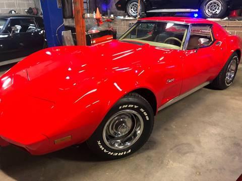 1976 Chevrolet Corvette for sale in Branford, CT