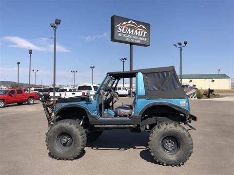 1992 Suzuki Samurai for sale in Rapid City, SD
