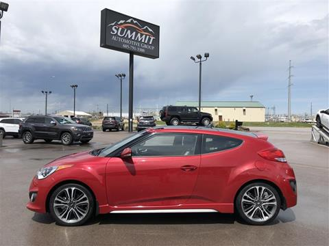 2016 Hyundai Veloster Turbo for sale in Rapid City, SD