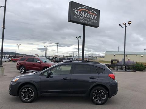 2014 Subaru XV Crosstrek for sale in Rapid City, SD