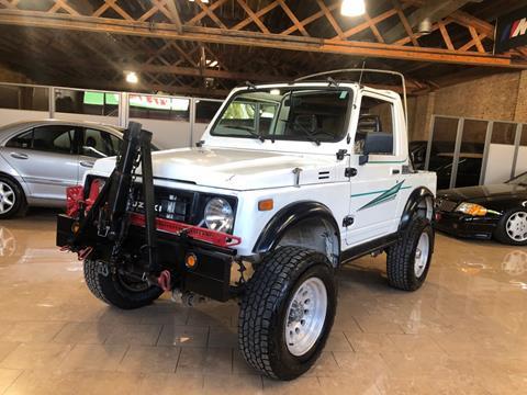 1990 Suzuki Samurai JL for sale at Elite Auto Corp in Chicago IL
