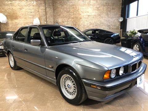 1995 BMW 5 Series 525i for sale at Elite Auto Corp in Chicago IL
