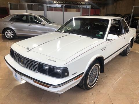 1986 Oldsmobile Cutlass Ciera SL for sale at Elite Auto Corp in Chicago IL
