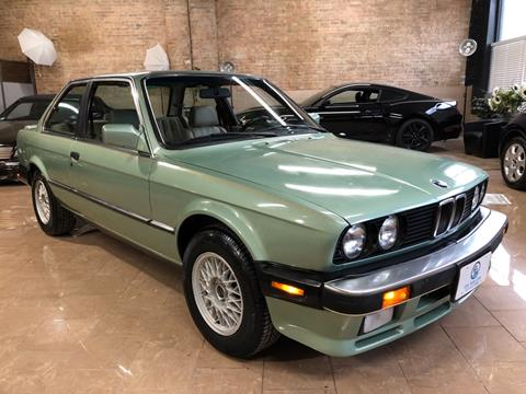 1987 BMW 3 Series 325is for sale at Elite Auto Corp in Chicago IL