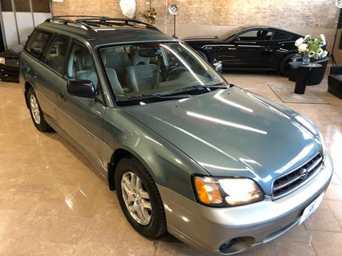 2001 Subaru Outback for sale at Elite Auto Corp in Chicago IL