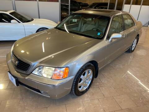 2002 Acura RL 3.5 for sale at Elite Auto Corp in Chicago IL