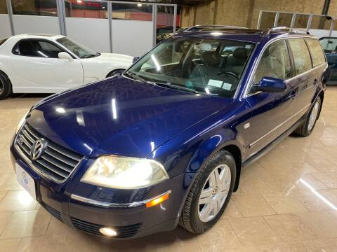 2003 Volkswagen Passat W8 4Motion for sale at Elite Auto Corp in Chicago IL