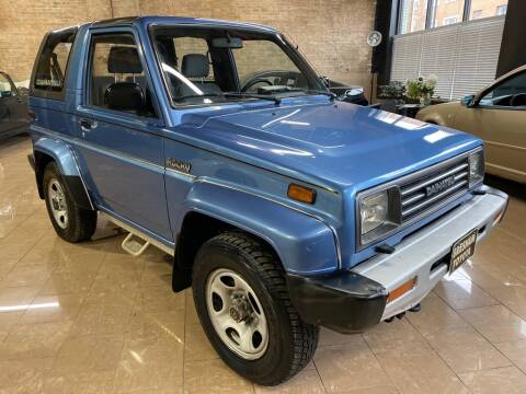 1992 Daihatsu ROCKY for sale at Elite Auto Corp in Chicago IL