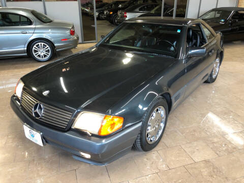 1992 Mercedes-Benz 500-Class 500 SL for sale at Elite Auto Corp in Chicago IL