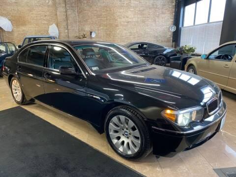 2004 BMW 7 Series 760Li for sale at Elite Auto Corp in Chicago IL