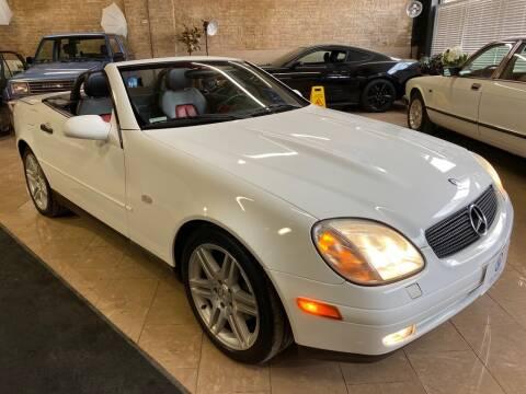 1998 Mercedes-Benz SLK SLK 230 for sale at Elite Auto Corp in Chicago IL