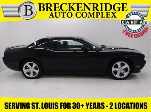 2014 Dodge Challenger for sale in Saint Louis, MO