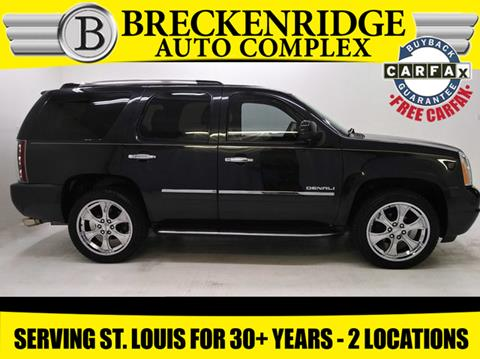 2011 GMC Yukon for sale in Saint Louis, MO