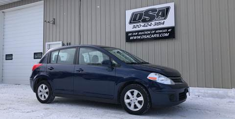 2012 Nissan Versa for sale in Glenwood, MN