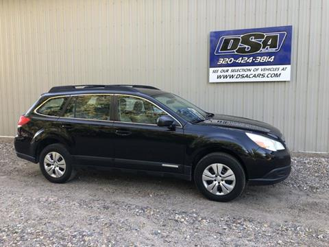 2011 Subaru Outback for sale in Glenwood, MN