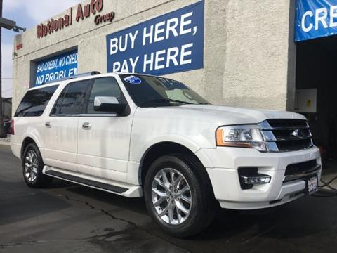 Ford Expedition El For Sale In Hawthorne Ca