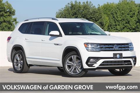 2019 Volkswagen Atlas for sale in Garden Grove, CA